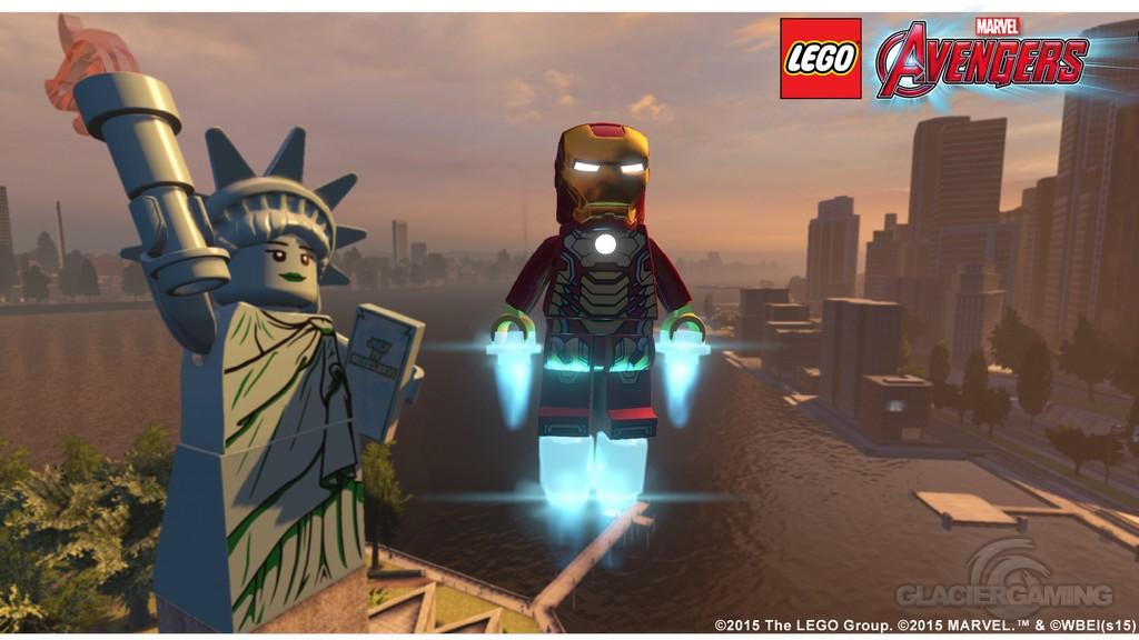 Glacier Gaming: LEGO Marvel Avengers Review